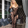 Bodystocking in Pizzo Floreale Leg Avenue