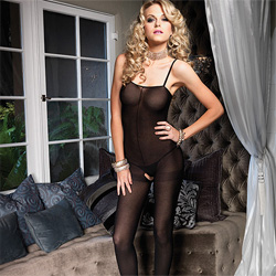 Bodystocking Open Crotch Leg Avenue