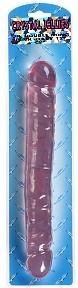 Doppio Fallo Rosa Jelly 30 cm