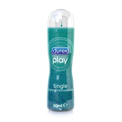 Lubrificante Durex Play Tingle