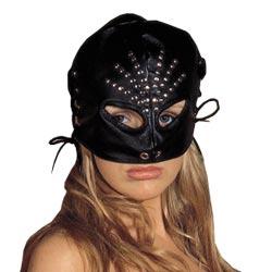 Maschera in Pelle per Donna