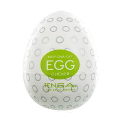 Masturbatore Tenga Clicker Egg