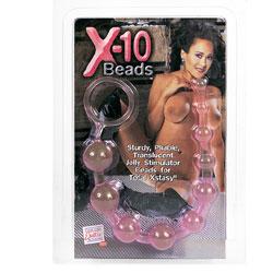 Palline Anali X-10 Beads